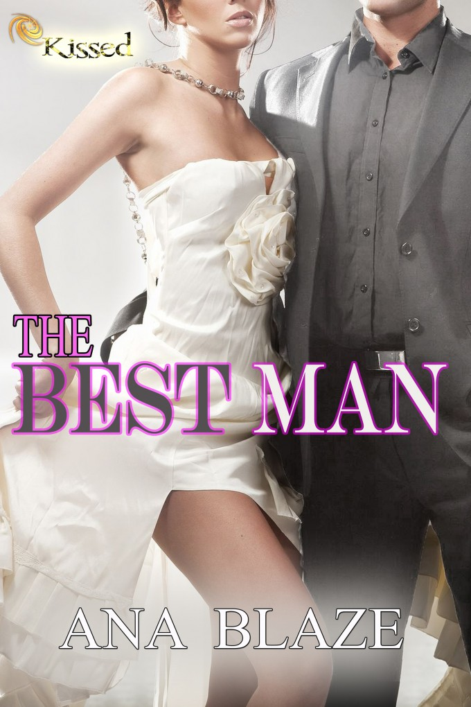 Writer Ana Blaze's Twitter Contest to Win THE BEST MAN