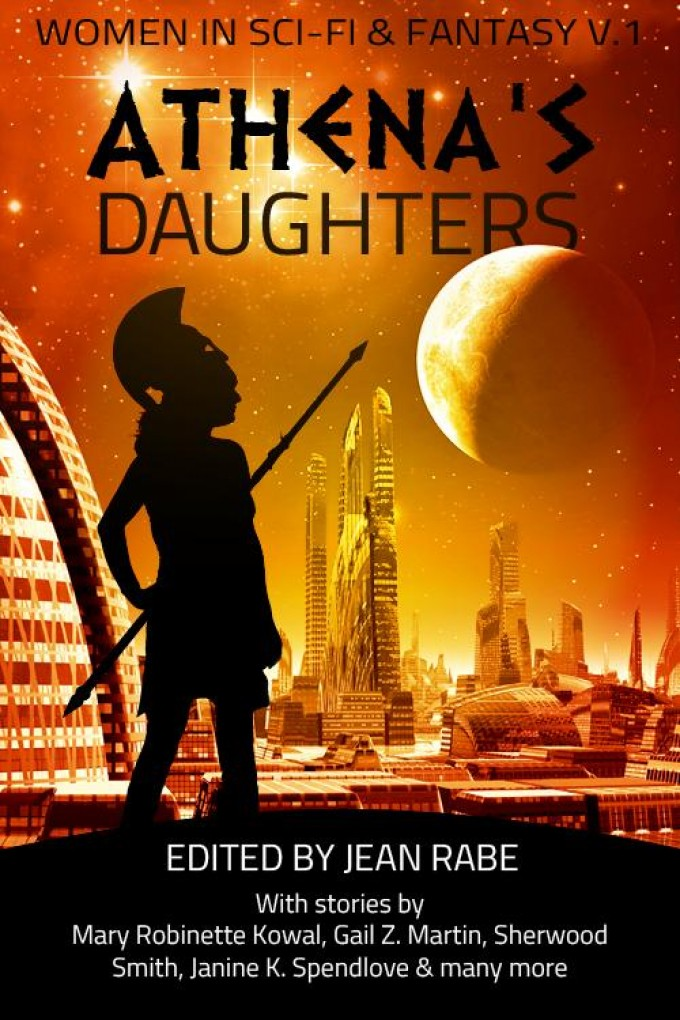 Athena's Daughters (Women in Sci-fi, Let's Hear You Roar!)