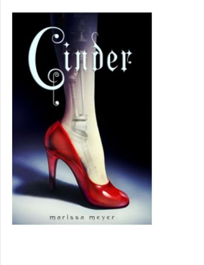 Books I'm Devouring – CINDER by Marissa Meyer
