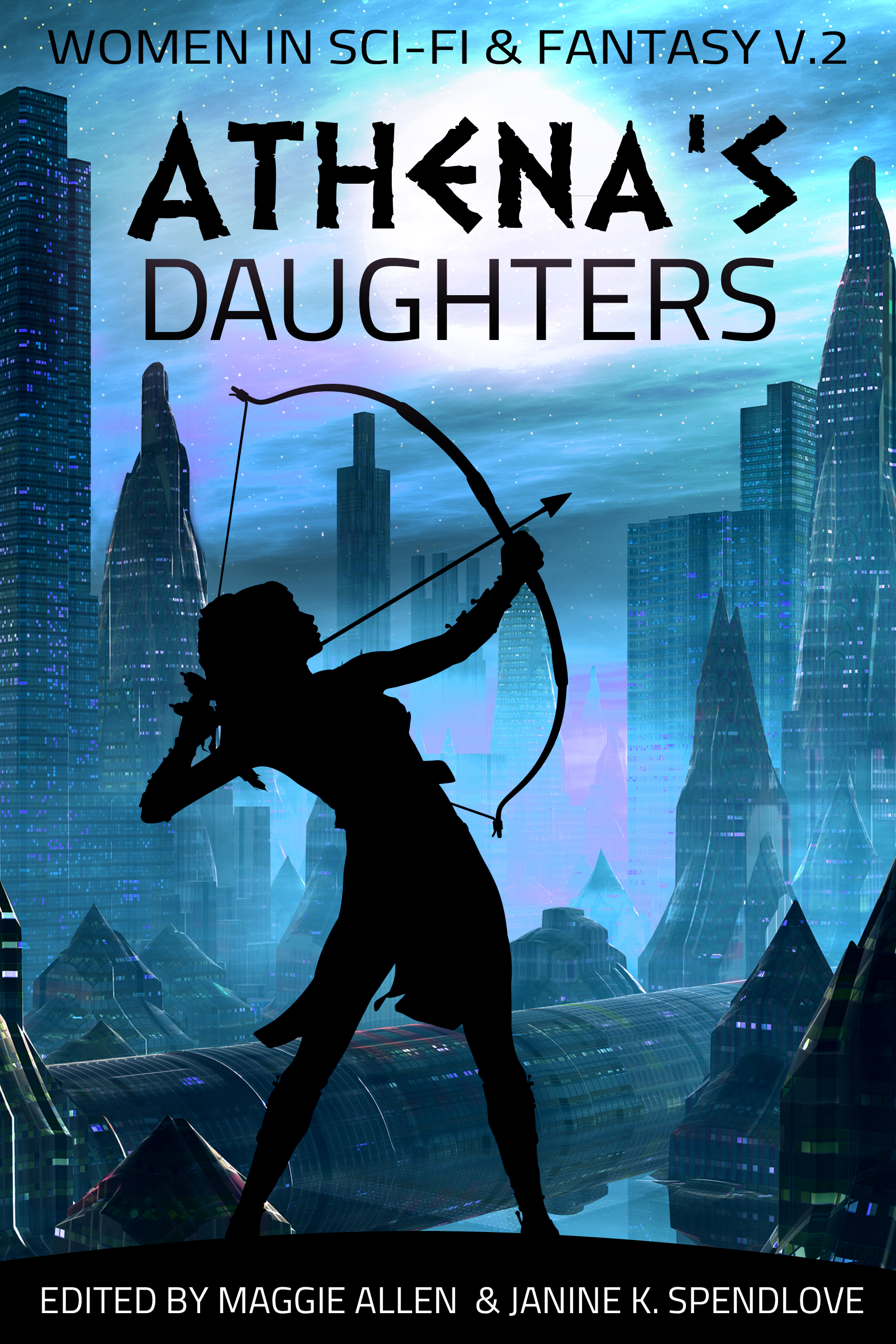 Athena's Daughters Volume 2: Promoting Women in Sci-fi